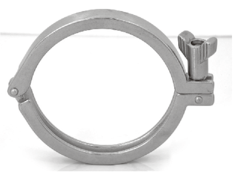 Stainless Steel Clamp India